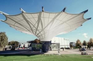Jasa Pasang Kanopi Tenda Membrane Kualitas Terbaik