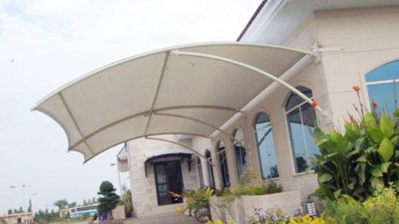 Jasa Canopy Membrane Profesional & Bergaransi