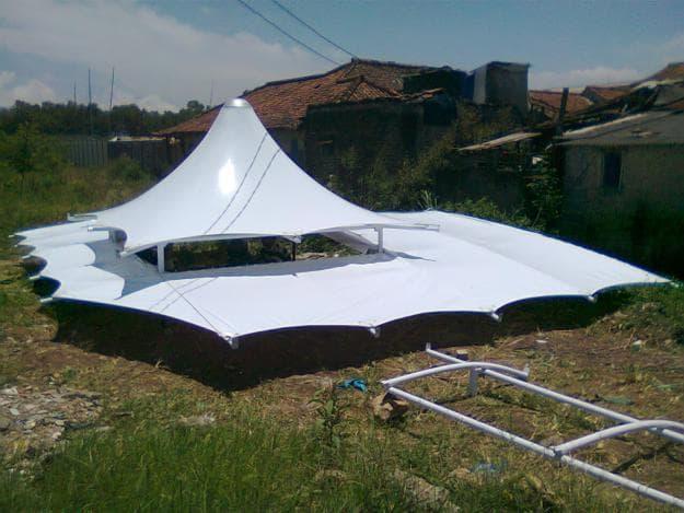 Harga Canopy Membrane